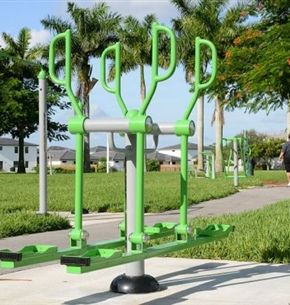 ExoFit Outdoor Fitness