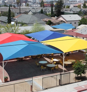 Hip Roof Canopies