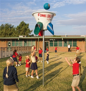 Burke Funnel Ball®