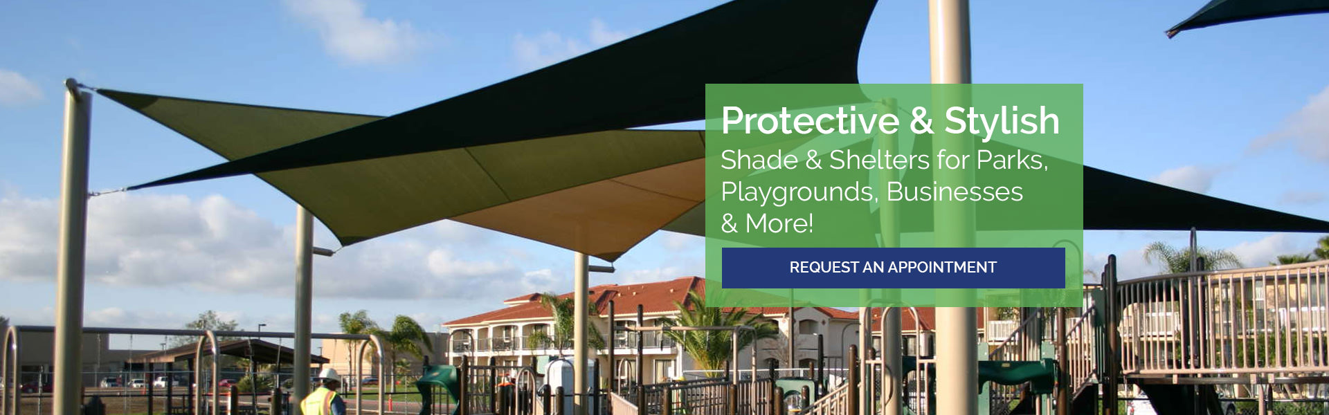 protevtive & stylish shades &shelters